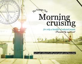 Morning cruising in Kobe
